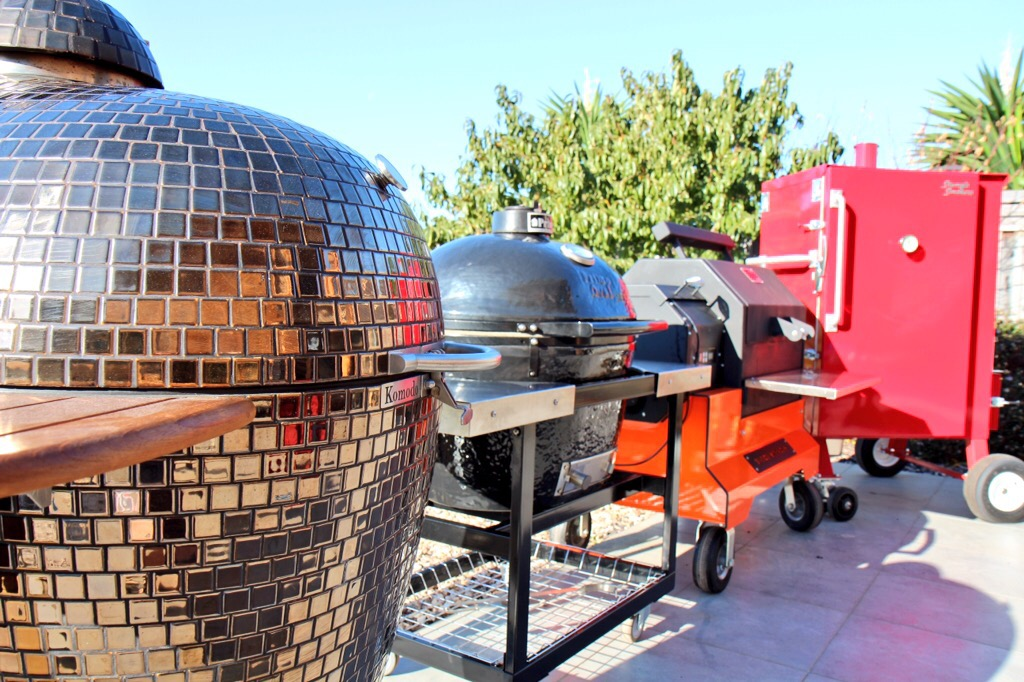 Some of our BBQs