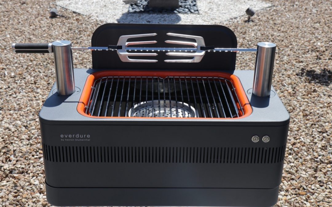Review of the Everdure Fusion BBQ by Heston Blumenthal
