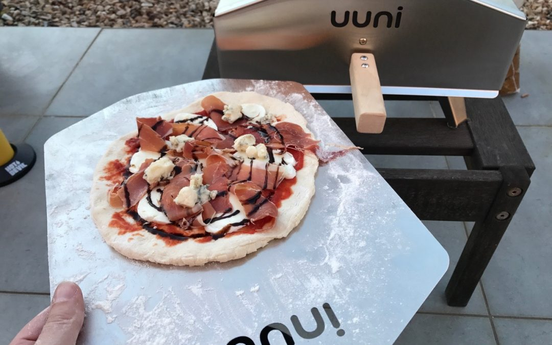 UUNI 3 Pellet Fired Pizza Oven – Review